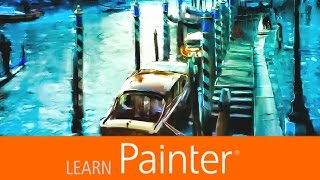 Photo painting tools by professional artist, author and educator John Derry