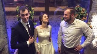 Отзыв 13 января 2018 года. Свадьба Максима и Валерии