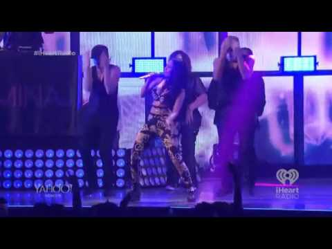 Nicki Minaj - Live At IHeartRadio 2014