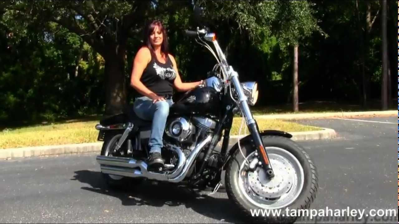 Used 2008 Harley-davidson Fat Bob