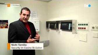 Swiss Casinos St. Gallen -- TVO-Beitrag: «Faktor Casino» zum Thema Sicherheit