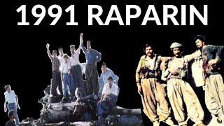 The 1991 Iraqi Uprising - Kurdish Raparin Documentary
