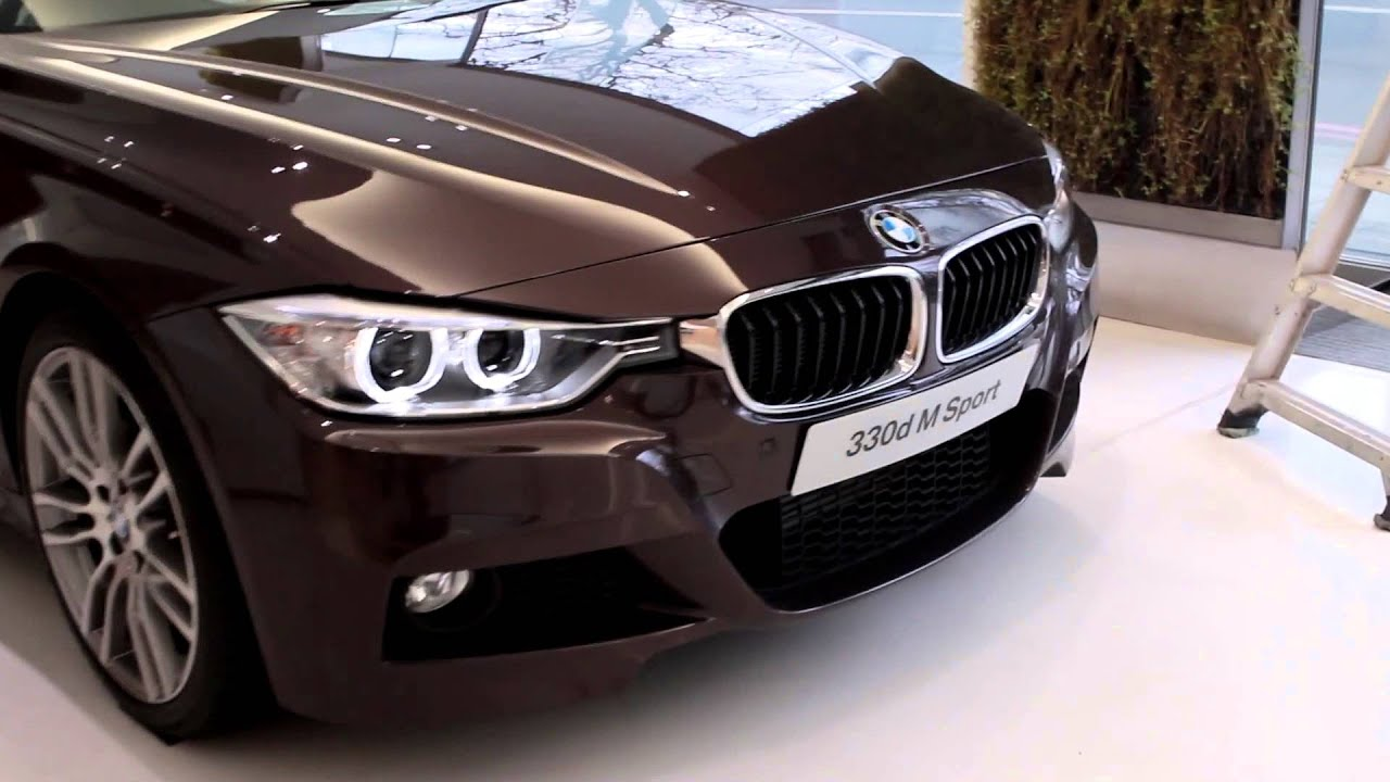Brand New BMW Series D M Sport In Detail P HD - Bmw 3 series colors