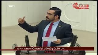 Eren Erdem Konuştu, AKP Sıraları Karıştı!
