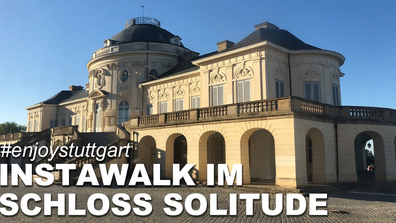 Webcam Ludwigsburg Solitude Palace