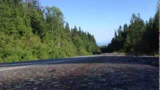 CRAZY FLY-BY M4 Exhaust Flyby GSXR 1000 K9 2010 +