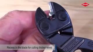 Knipex CoBolt® Compact Bolt cutter
