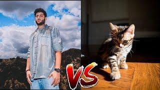 Faze Nikan Scared Of Faze Barry (The Faze House Cat)