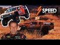 Robby Gordon Speed