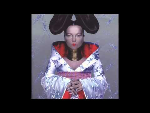 Björk - Homogenic (Full Album HQ)