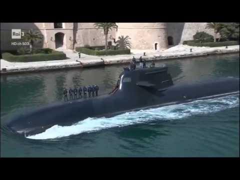 Marina Militare - Ulisse Rai3 puntata del 21 aprile 2018