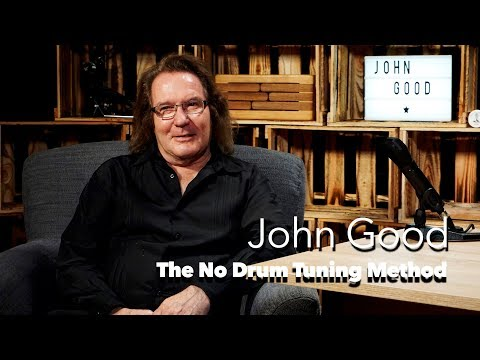 The No Drum Tuning Method by John Good (OnlineLessons.tv)