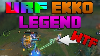 URF is BACK PBE | EKKO is AMAZING | League of Legends | Ekko God Gameplay | Patch 7.4
