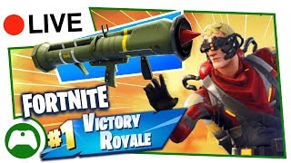 Fortnite Live! Guided Missile Is Back!