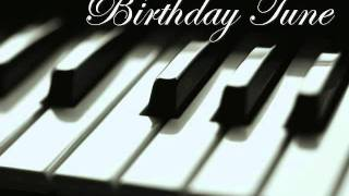 Birthday Tune (Piano Variations on a Birthday Theme)
