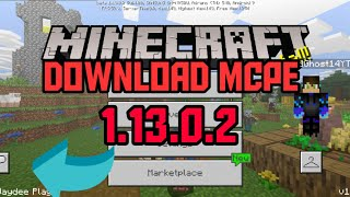 Gambar cover FREE* HOW TO DOWNLOAD MINECRAFT PE 1.13.0.2 BETA UPDATE! + XBOX SIGN IN✔