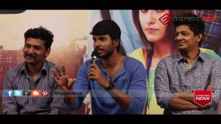 PRESS Interaction with SUNDEEP KISHAN and MAANAGARAM MOVIE TEAM