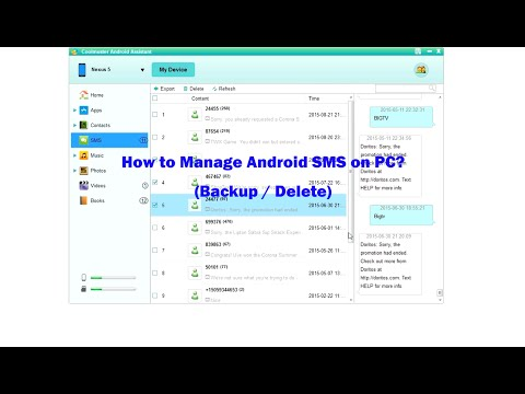 how to pull up deleted text messages on iphone how to transfer sms from android to pc backup sms delete 21385