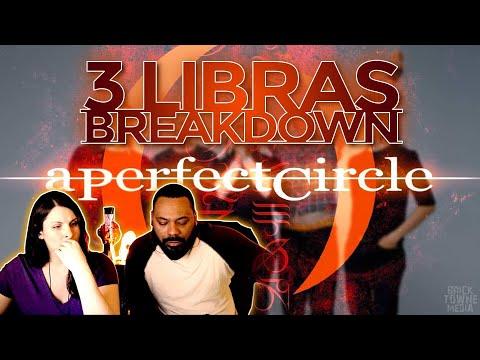 A PERFECT CIRCLE 3 Libras Reaction!!