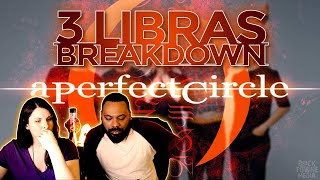 A PERFECT CIRCLE 3 Libras Reaction!!