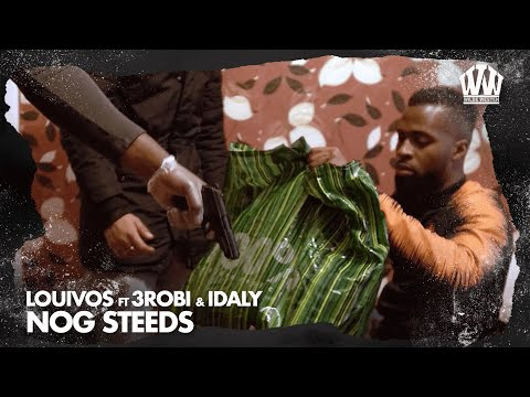 LouiVos ft. 3robi & Idaly - Nog Steeds  (Prod. Idaly)