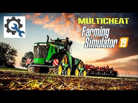 Скрипт  MULTICHEAT ДЛЯ FARMING SIMULATOR 2019
