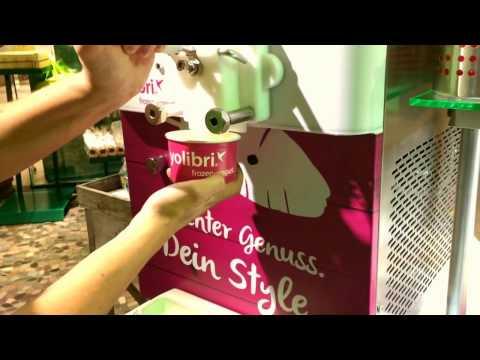 yolibri frozen yogurt franchise