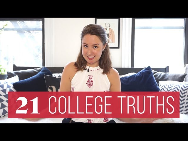 21 Truths All College Students Need To Hear | The Financial Diet