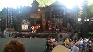 2015 Beetlejuice show at Universal Orlando