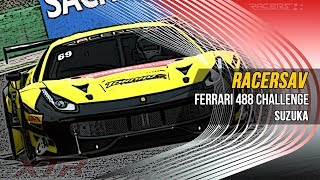RacersAV Ferrari Challenge @ Suzuka - 4ª Etapa T3/2019