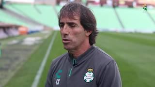 embeded bvideo Entrevista: Guillermo Almada - Objetivos de Santos en Liga y Copa MX 2020
