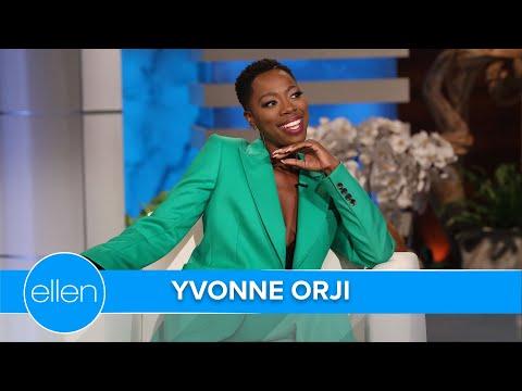 Yvonne Orji Is Manifesting a Job as a Daytime Talk Show Host