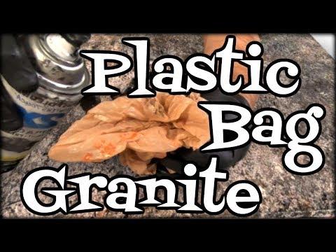 Plastic Bag Granite