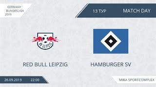 Red Bull Leipzig 4-2 Hamburger SV