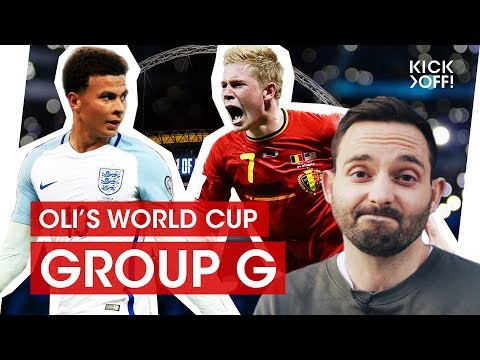 England fight their demons, will Belgium be the next devil?  Oli's World Cup 2018 Group G