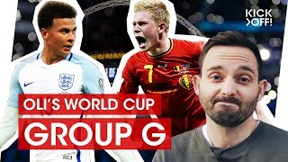 England fight their demons, will Belgium be the next devil? | Oli's World Cup 2018 Group G