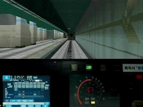[BVE] Seoul Metropolitan Railway Transit Line7