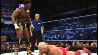 WWE Smackdown 2005 Orlando Jordan vs Heidenreich