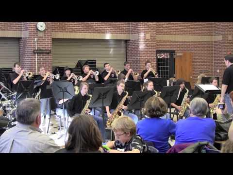 AMS Jazz Band - Soul Man