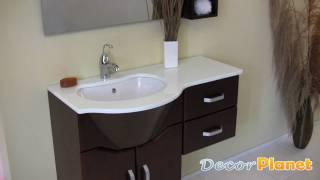 Sapore Deluxe Bathroom Vanity - Contemporary Vanities - Decorplanet.com