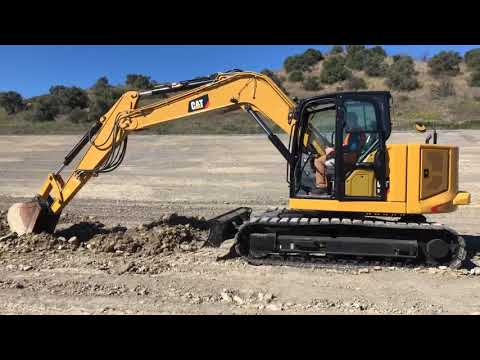 The New 10 Tonne Class Caterpillar 310 Hydraulic Excavator