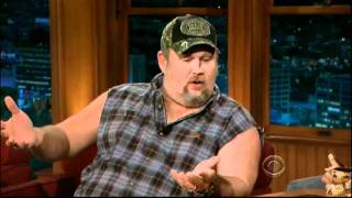 Download Craig Ferguson 1/20/12D Late Late Show Larry the Cable Guy XD Mp3 and Videos