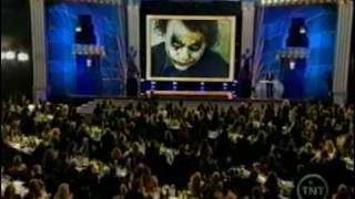 Heath Ledger Saw Award for Best Supporting Actor 2009 (HQ)