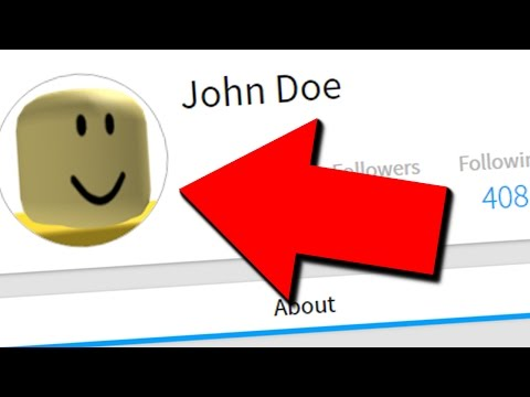 John Doe Day Is Today Roblox March 18th Youtube