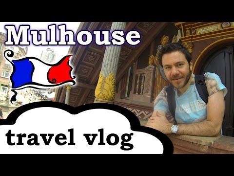 Exploring Mulhouse, France