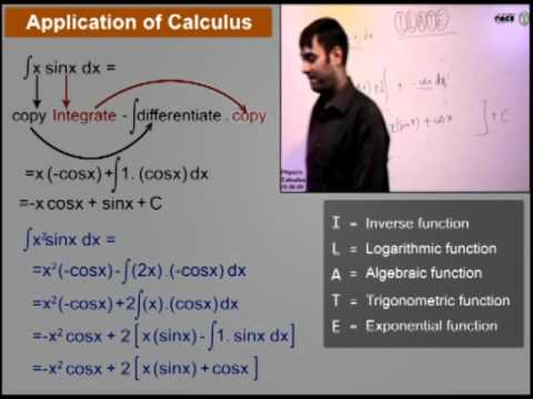 application of integration calculus pdf