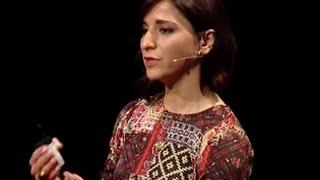 Music to Mend Hearts in the Dark Days of War   Hala Saleh   TEDxSaltLakeCity