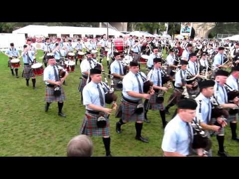 New York Metro Pipe Band Season Finale -  Voltron (Hornpipe),  2011 Celtic Classic.