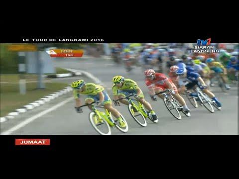 Le Tour de Langkawi 2016: Stage 3 Malaysia 26-02-16