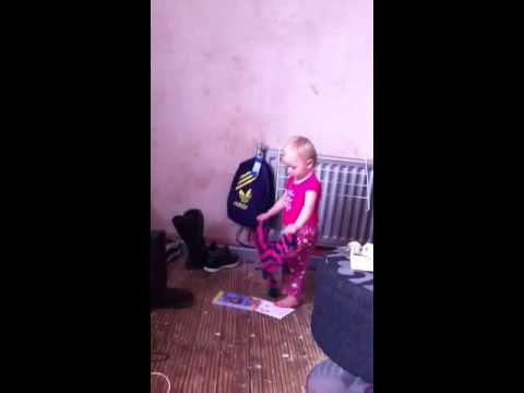 Dancing baby - pipstar - Bruno mars Marry you